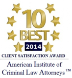 Thumb 10 best award criminal law